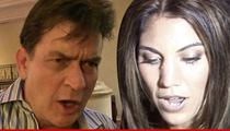 Charlie Sheen to Olbermann -- BACK OFF HOPE SOLO ... She's 'My Gal'