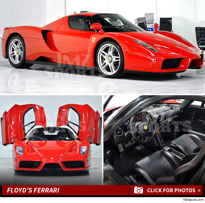 Ferrari Enzo Super Car