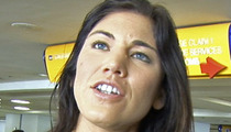 Hope Solo -- History Of Violence ... Allegedly Punched, Taunted Student
