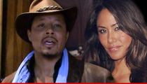 Terrence Howard -- Ex-Wife Tries Covering Up Extortion By Witness Intimidation
