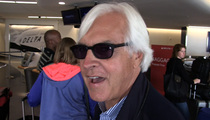American Pharoah -- His Semen's Worth a FORTUNE ... Says Bob Baffert