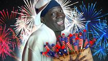 Flavor Flav -- Fireworks Criminal Case Fizzles