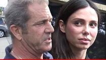 Mel Gibson, Oksana Grigorieva in New Court Battle Over Lucia