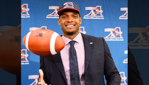 Michael Sam -- Leaves CFL Training Camp ... Cites Personal Reasons