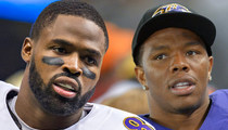 NFL's Torrey Smith -- Ray Rice Deserves 2nd Chance ... 'Good People Make Mistakes'