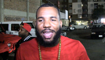 The Game on LeBron's Penis -- 'You Gotta Get Right!'