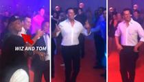 Tom Brady -- White Man Hip-Hop Dancing ... At Super Bowl Ring Party