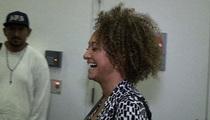 Rachel Dolezal -- I'm a Huge LeBron James Fan!