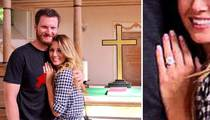 Dale Earnhardt Jr. -- Lures New Crew Chief Amy Reimann ... with Giant Diamond Ring!!