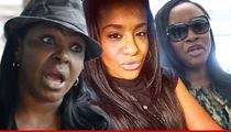 Bobbi Kristina -- Bobby's Sister Rails on Pat Houston ... You Want BK to Die!