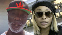 'Real Housewives Of ATL' Star Cynthia Bailey -- So My Husband Kissed a Chick ... It Doesn't Make Him a Cheater