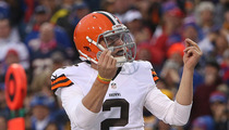 Johnny Manziel -- THE MONEY CELEBRATION ... IS DEAD