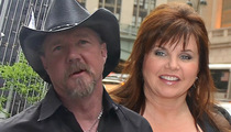 Trace Adkins -- Divorce Case Settled