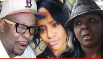 Bobby Brown -- My Sister's Lying About Alleged Pat Houston Death Wish