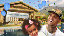 Chris Brown - Royalty's Celebrating Father's Day With Me!!!