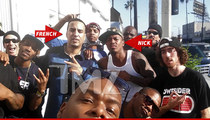 French Montana -- Nick Cannon's My Ticket to Mainstream