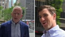 Eli Manning -- Let's Talk Body Hair ... To Shave or Not to Shave?