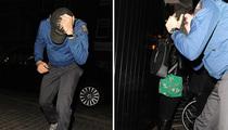 Bradley Cooper -- Dashes, then Crashes into Door (PHOTO)