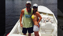 Britney Spears -- Not Dating Random Louisiana Guy ... Just Showing Him Off (PHOTO)