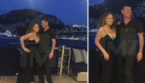 Mariah Carey -- I'm Getting Piped in On My Boyfriend's Yacht!!!