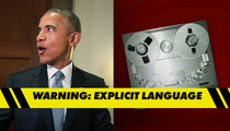 President Obama Drops the N-Word (AUDIO)