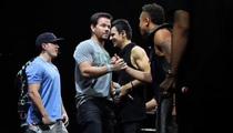 Mark Wahlberg -- Hangin' Tough ... With NKOTB Again (VIDEO)