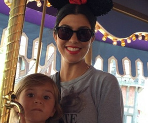 Kourtney Kardashian Shares Sweet Pic With Penelope from North's Birthday Bash