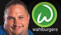 'Wahlburgers' Star -- Bad Beef With Screenwriter