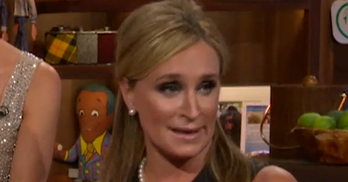Is Sonja Morgan Hooking Up With Adrienne Maloof S Ex