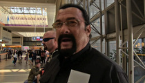 Steven Seagal -- Russian Fight Video Was Real ... I'm a Martial Arts Beast!!!