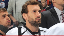 Jarret Stoll -- Dodges Bullet In Coke Case ... No Jail