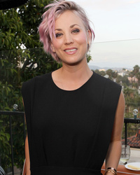 Kaley Cuoco Shows Off Tight Tummy In New Bikini-Clad Pic!