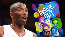 Kobe Bryant -- BALLER MOVIE NIGHT ... Buys Entire Section of Theater In Costa Rica