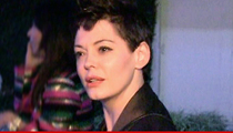 Rose McGowan -- I Got FIRED ... For Bitching About Boobs