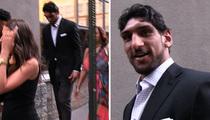 """Satnam Singh -- 7'2"""" NBA Prospect ... Guess My Shoe Size!"""