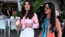 Lisa Vanderpump and Kyle Richards ... Brandi Glanville's Full of 'Poo' (VIDEO)