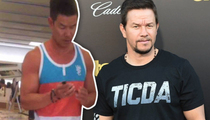 Mark Wahlberg -- If I Was Asian ... (TMZ TV)