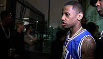 Fabolous on Knicks Draft Pick -- 'They're Done'