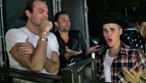 Justin Bieber -- I Play Second Banana to My Pastor!!! (VIDEO)