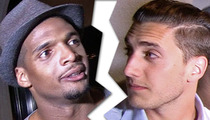 Michael Sam & Fiance Vito Cammisano -- All Si