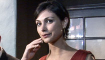 'Homeland' Star Morena Baccarin -- Real Marriage Blows Up Too and It Could Cost Her $$$