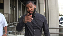 The Game -- From Champagne Frenzy to Court in 5 Hours (VIDEO)