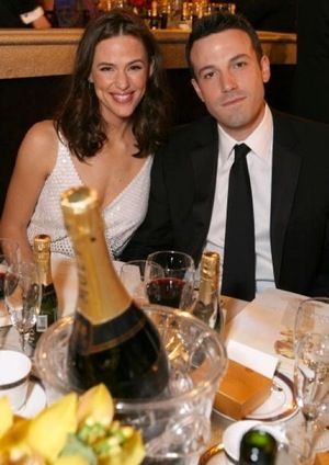 Ben Affleck and Jennifer Garner -- Before The Split