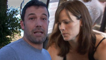 Ben Affleck, Jennifer Garner -- Career Explosion Torpedoed Marriage