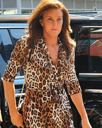 Caitlyn Jenner Is a True Kardashian Now -- See Her Steal Kim's Style!