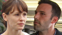 Ben Affleck, Jennifer Garner -- We've Still United as a Family ... in the Bahamas