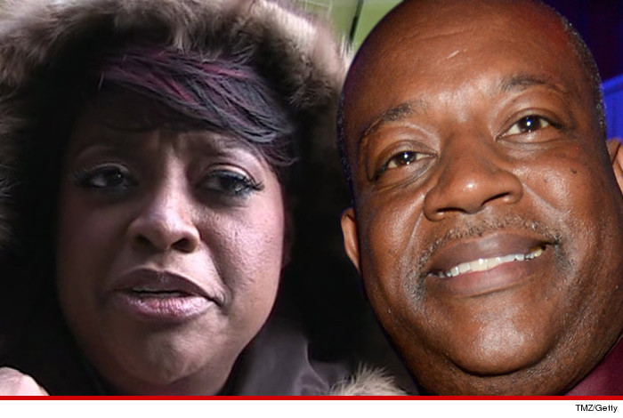 Sherri Shepherd must pay: Sherri Shepherd Custody