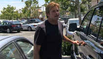 Surf Legend Laird Hamilton -- Don't Poo In the Ocean ... It Attracts Sharks!