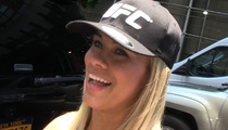 UFC's Paige VanZant -- Basically Confirms She's Dating UFC Star