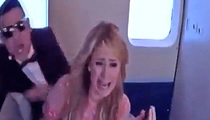 Paris Hilton -- FAKED Horror in 'Plane Crash' Stunt ... In on the Prank